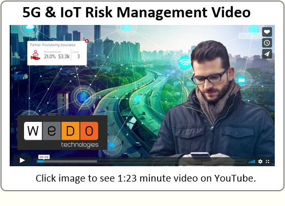 5G and IoT Risk Management Video