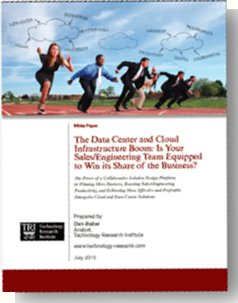 Data Center and Cloud Infrastructure Paper