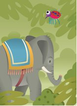 Elephant and Flea