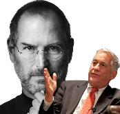 Isaacson on Steve Jobs